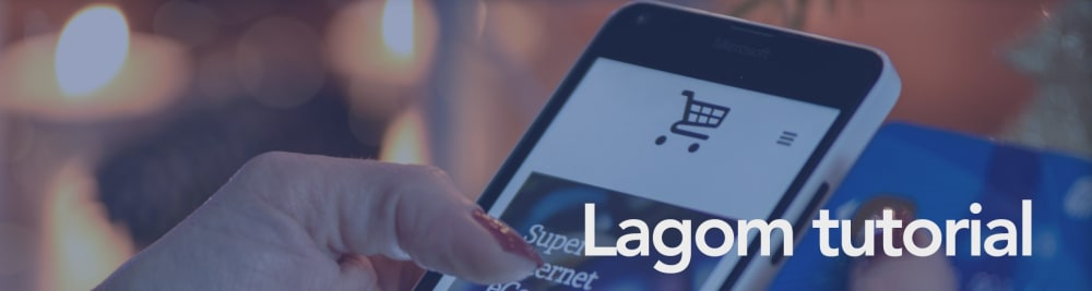 Lagom tutorial: using Event Sourcing to create an online