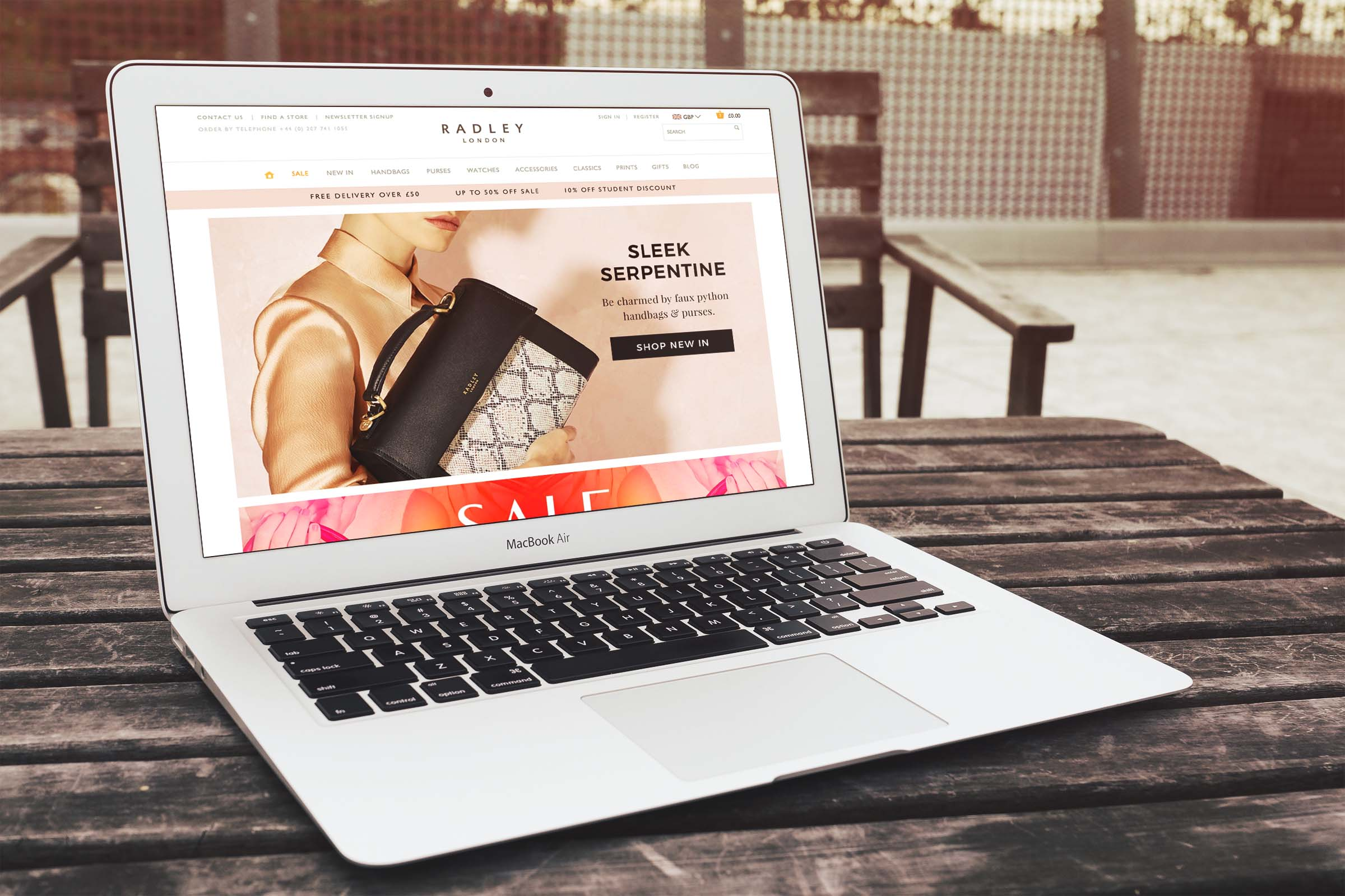 How retailer Radley chose the right ecommerce platform