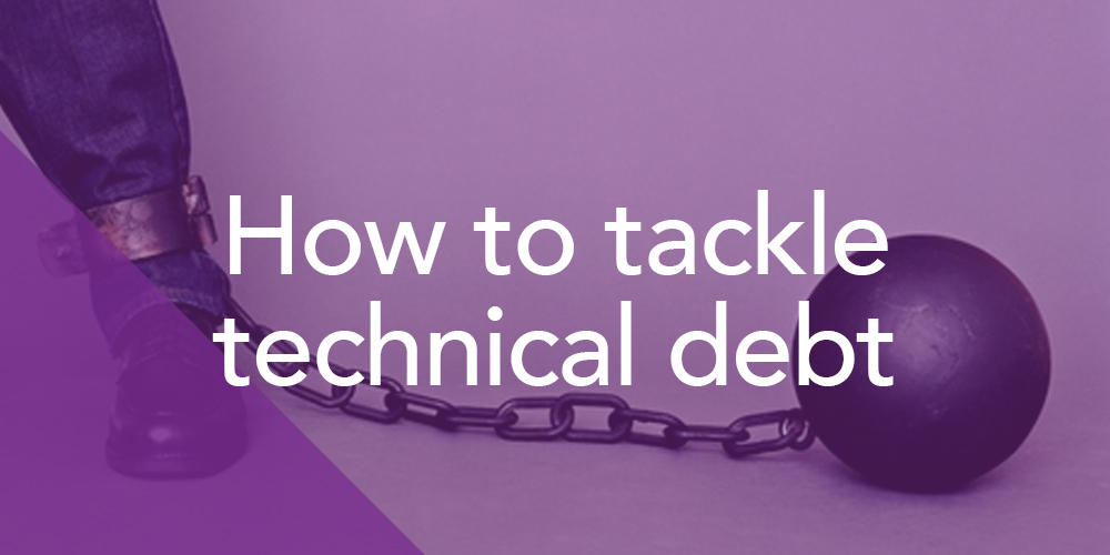 Whitepaper: How to tackle Technical Debt - Legacy Guide