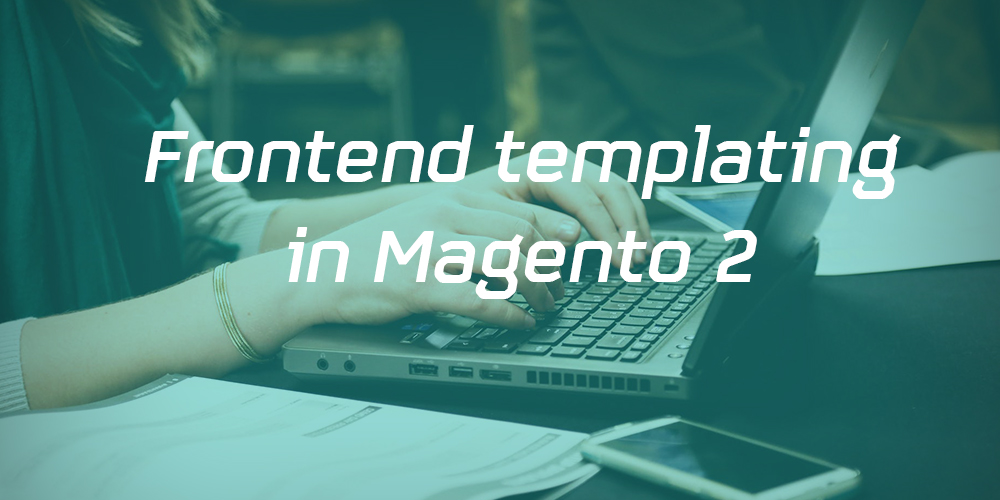 Magento 2 frontend template