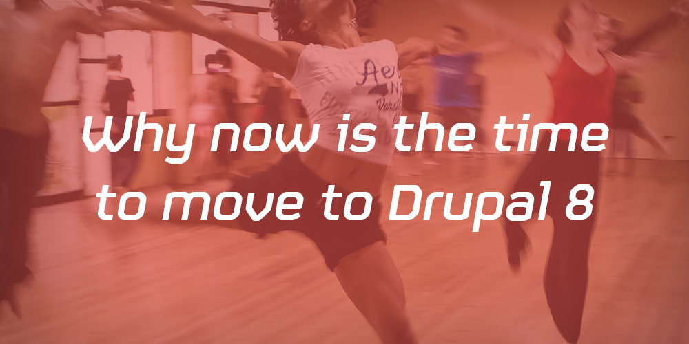 moving to Drupal 8