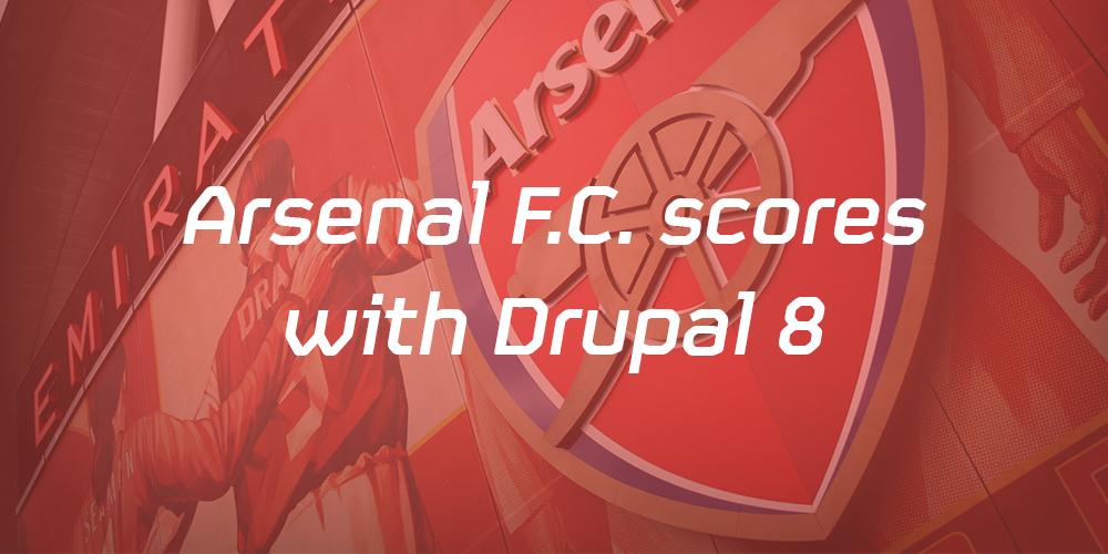 Arsenal Drupal 8