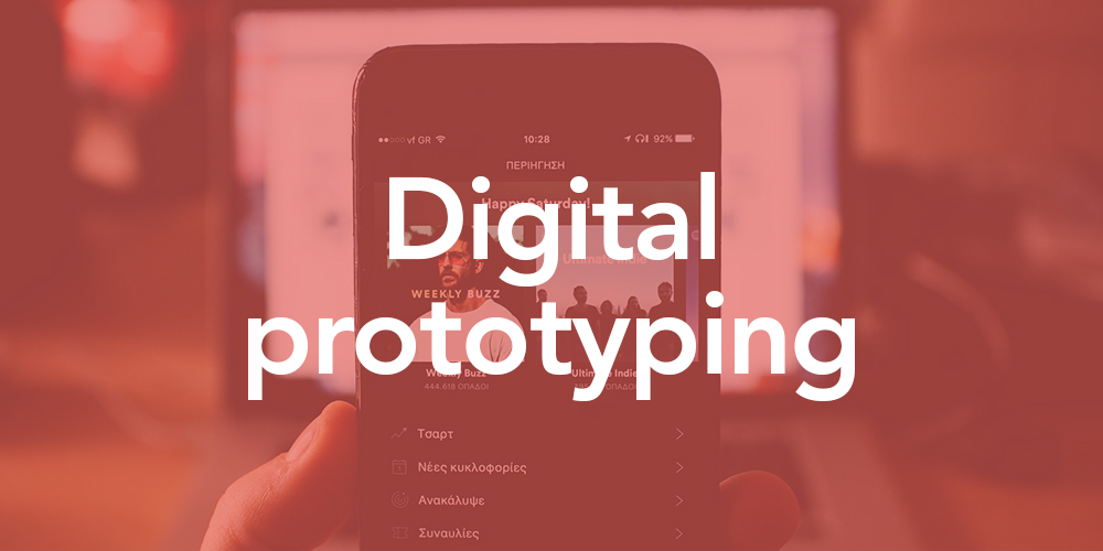 Digital prototyping