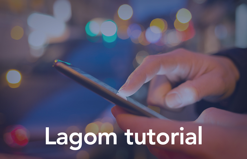 Lagom tutorial: using Event Sourcing to create an online shopping cart