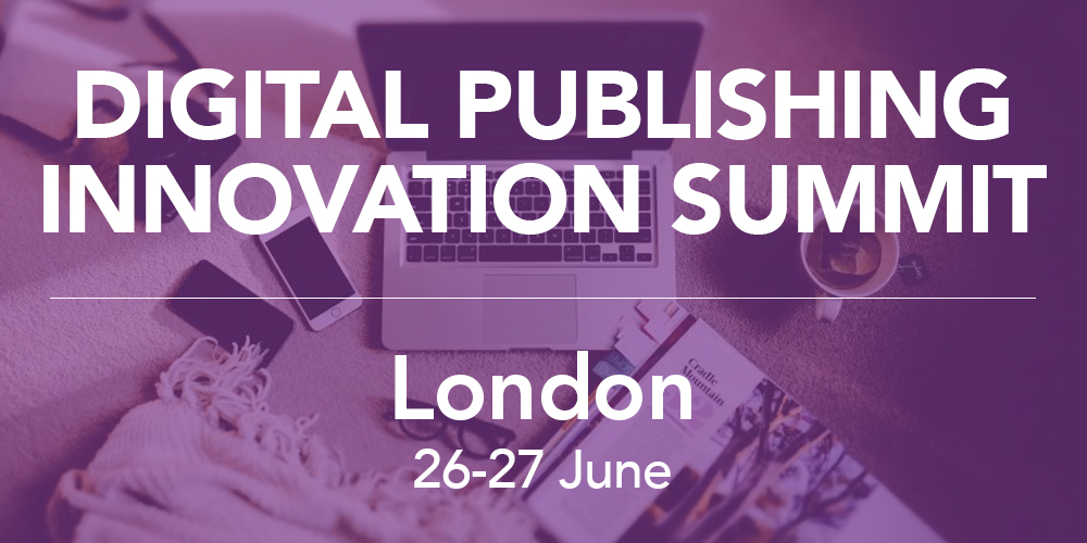 Digital Publishing Innovation Summit 2018