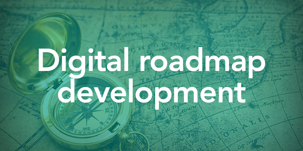 Digital roadmap development