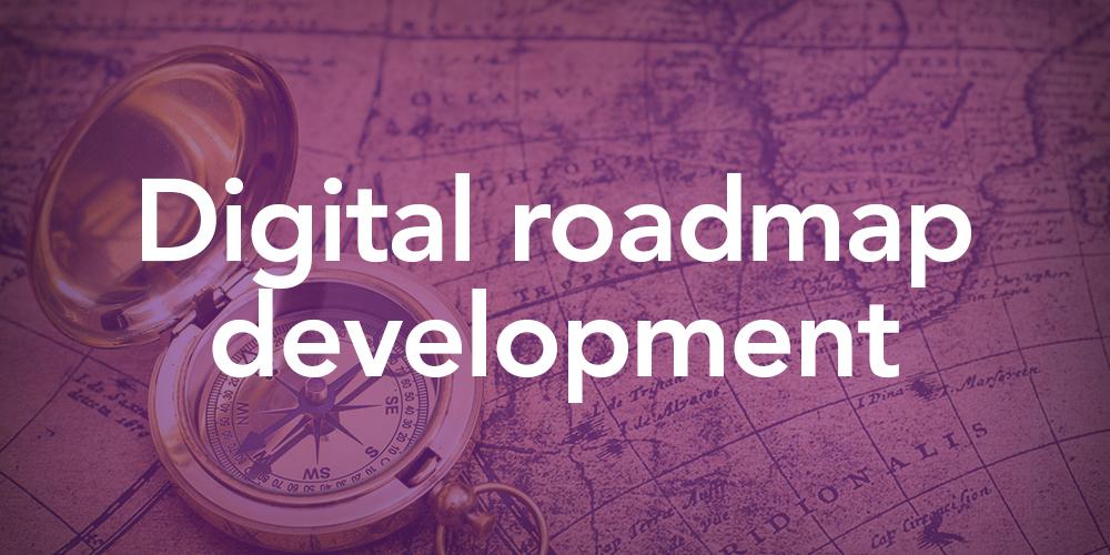 Digital roadmap development
