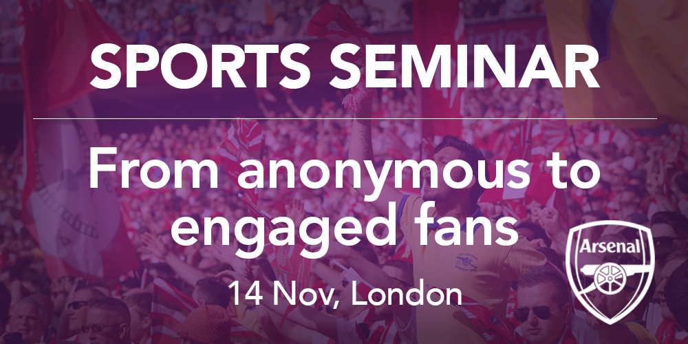 Fan engagement breakfast with Arsenal FC