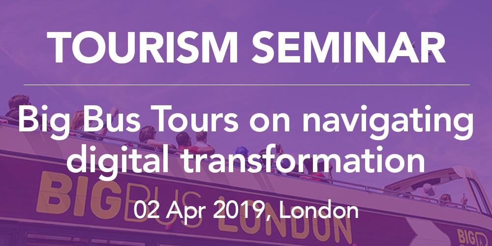TourismSeminar London 2019